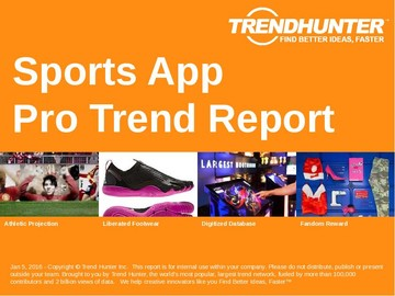 Sports App Trend Report and Sports App Market Research