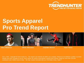 Sports Apparel Trend Report and Sports Apparel Market Research