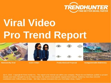 Viral Video Trend Report and Viral Video Market Research
