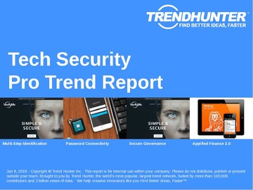 Tech Security Trend Report and Tech Security Market Research