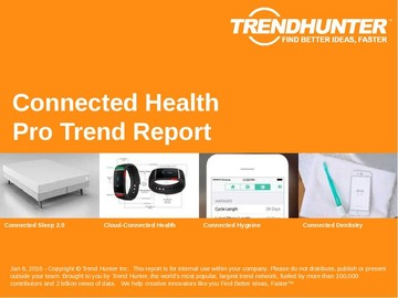 Connected Health Trend Report and Connected Health Market Research