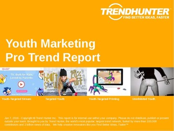 Youth Marketing Trend Report and Youth Marketing Market Research
