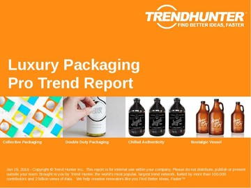 Luxury Packaging Trend Report and Luxury Packaging Market Research