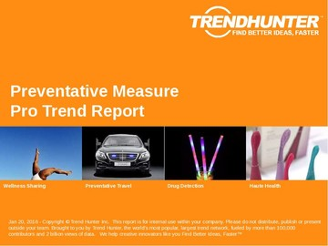 Preventative Measure Trend Report and Preventative Measure Market Research