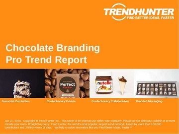 Chocolate Branding Trend Report and Chocolate Branding Market Research