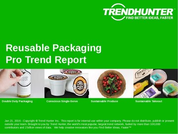 Reusable Packaging Trend Report and Reusable Packaging Market Research
