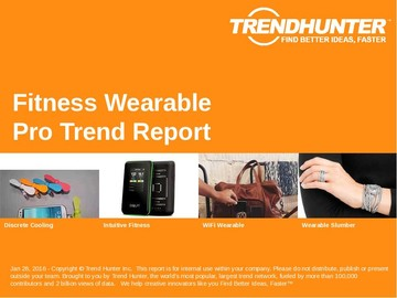 Fitness Wearable Trend Report and Fitness Wearable Market Research
