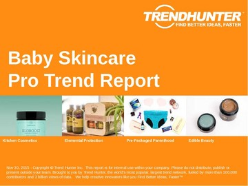 Baby Skincare Trend Report and Baby Skincare Market Research