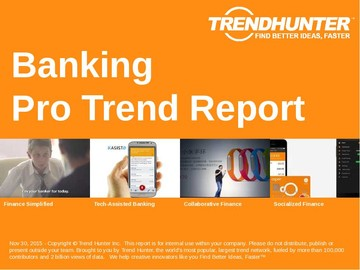 Banking Trend Report and Banking Market Research