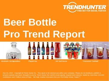 Beer Bottle Trend Report and Beer Bottle Market Research