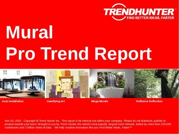 Mural Trend Report and Mural Market Research