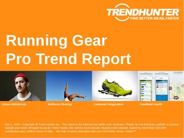 Running Gear Trend Report and Running Gear Market Research
