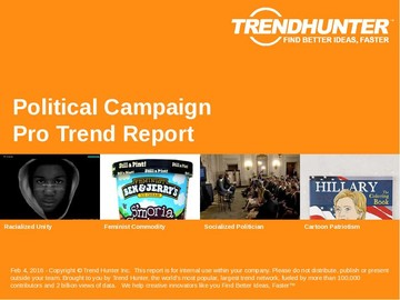 Political Campaign Trend Report and Political Campaign Market Research