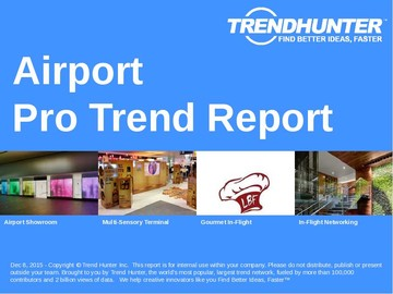Airport Trend Report and Airport Market Research