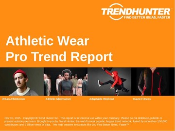 Athletic Wear Trend Report and Athletic Wear Market Research