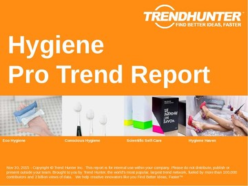 Hygiene Trend Report and Hygiene Market Research