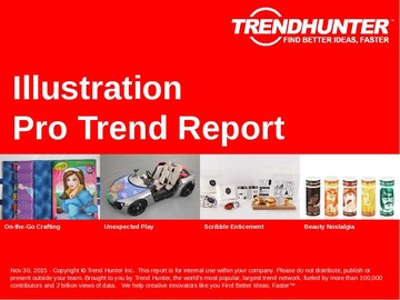 Illustration Trend Report and Illustration Market Research