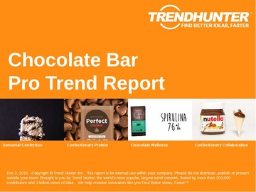 Chocolate Bar Trend Report and Chocolate Bar Market Research