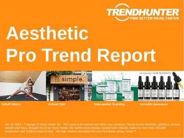 Aesthetic Trend Report and Aesthetic Market Research