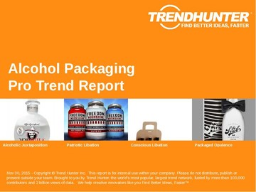 Alcohol Packaging Trend Report and Alcohol Packaging Market Research