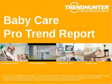 Baby Care Trend Report and Baby Care Market Research