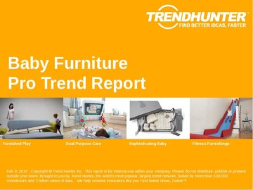 Baby Furniture Trend Report and Baby Furniture Market Research