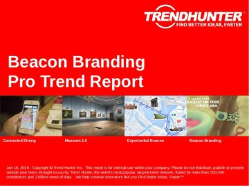 Beacon Branding Trend Report and Beacon Branding Market Research