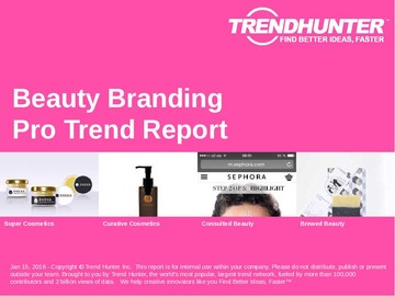 Beauty Branding Trend Report and Beauty Branding Market Research