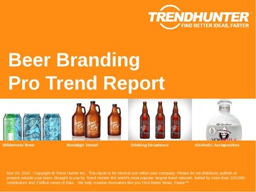 Beer Branding Trend Report and Beer Branding Market Research