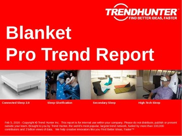 Blanket Trend Report and Blanket Market Research