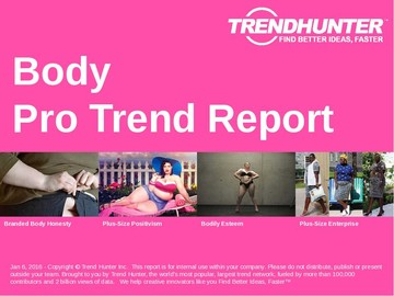 Body Trend Report and Body Market Research