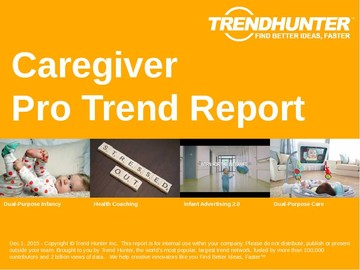 Caregiver Trend Report and Caregiver Market Research