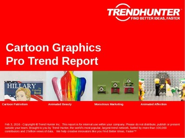 Cartoon Graphics Trend Report and Cartoon Graphics Market Research