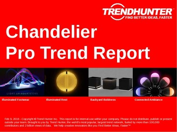 Chandelier Trend Report and Chandelier Market Research