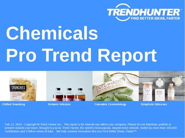 Chemicals Trend Report and Chemicals Market Research