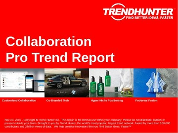 Collaboration Trend Report and Collaboration Market Research
