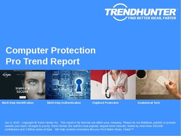 Computer Protection Trend Report and Computer Protection Market Research