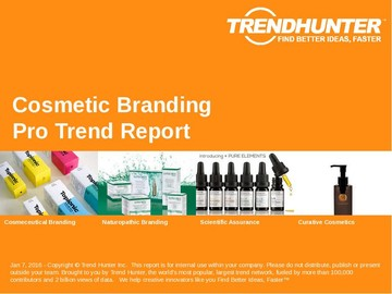 Cosmetic Branding Trend Report and Cosmetic Branding Market Research