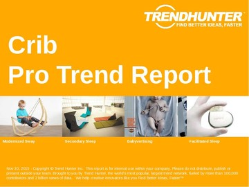 Crib Trend Report and Crib Market Research