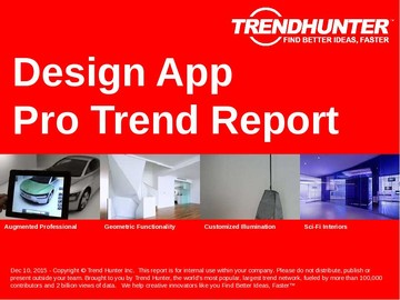 Design App Trend Report and Design App Market Research