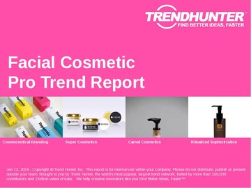 Facial Cosmetic Trend Report and Facial Cosmetic Market Research