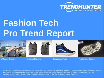Fashion Tech Trend Report and Fashion Tech Market Research