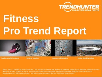 Fitness Trend Report and Fitness Market Research