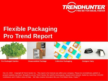 Flexible Packaging Trend Report and Flexible Packaging Market Research