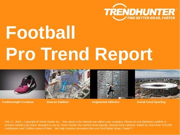 Football Trend Report and Football Market Research