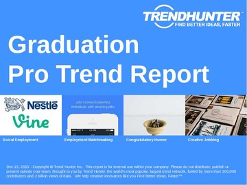 Graduation Trend Report and Graduation Market Research