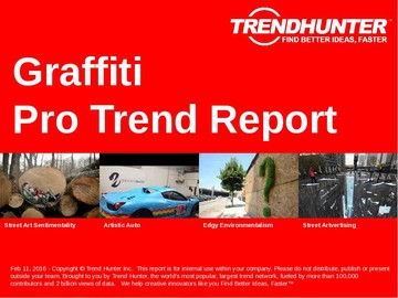 Graffiti Trend Report and Graffiti Market Research