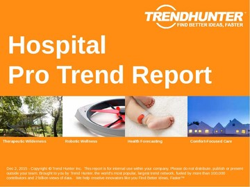 Hospital Trend Report and Hospital Market Research