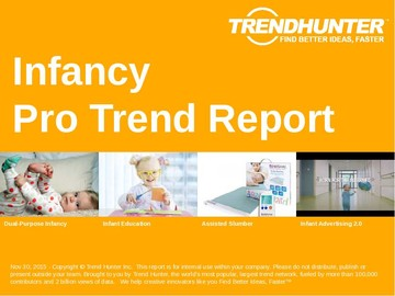 Infancy Trend Report and Infancy Market Research