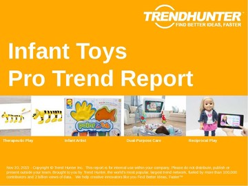 Infant Toys Trend Report and Infant Toys Market Research